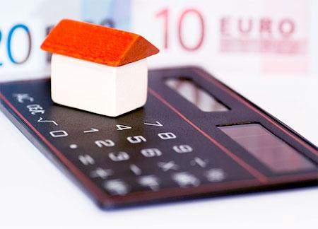 hipoteka - domek na kalkulatorze