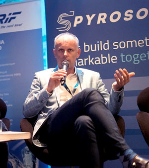 Bartosz Jamroz konferencja